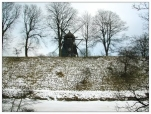 oldfashioned windmill
