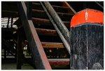 staircase orange